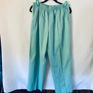 Alfred Dunner 100% Cotton Pants